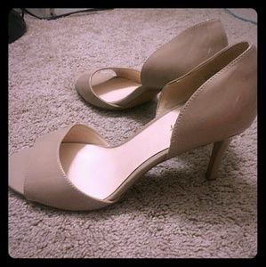 "Nine West 3"" inch heels size 9"